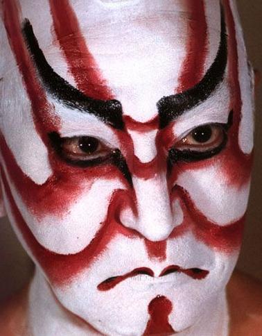 fresh kabuki makeup