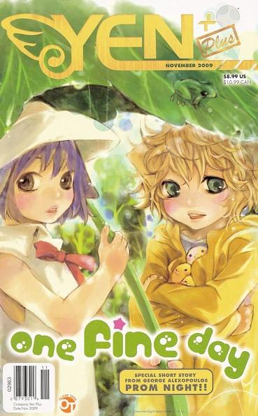 One Fine Day Yen magazine cover