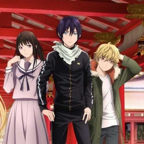 cast if noragami