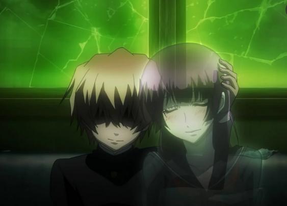 Teiichi and Yuuko